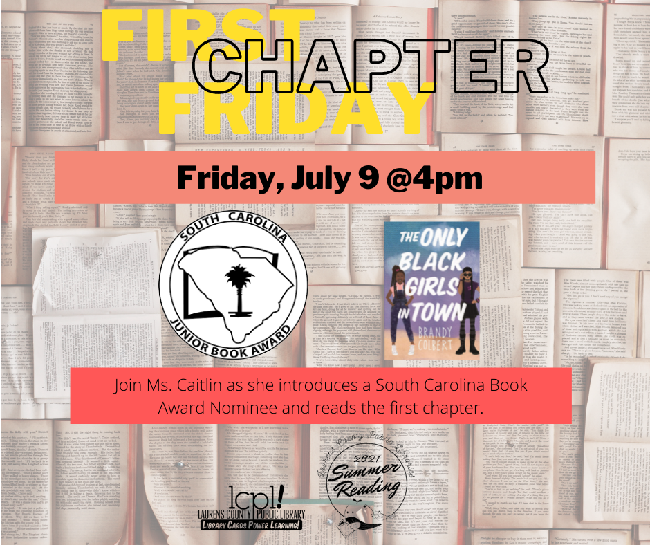 First Chapter Friday: The Only Black Girls in Town