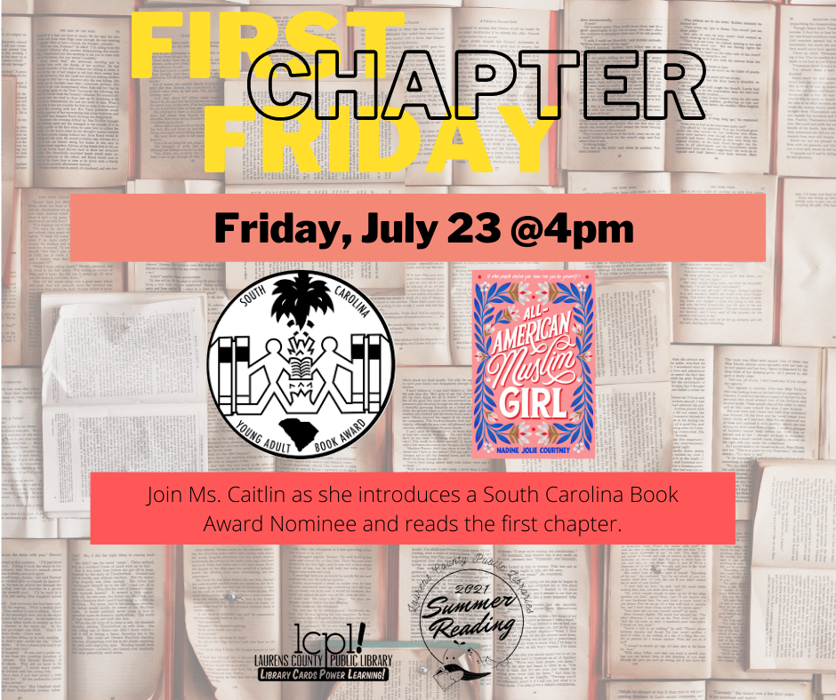First Chapter Friday: All-American Muslim Girl