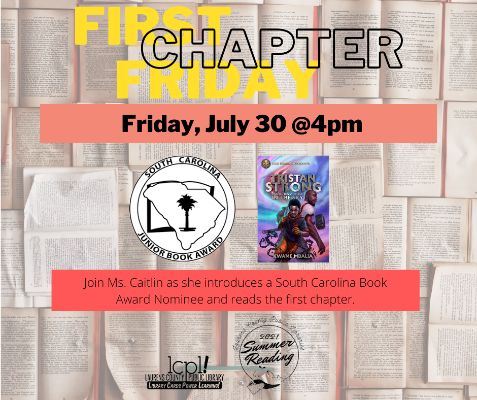 First Chapter Friday: Tristan Strong Punches a Hole in the Sky
