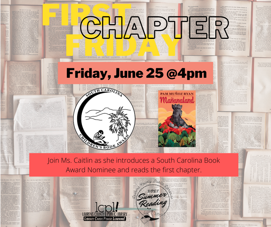 First Chapter Friday: Mananaland