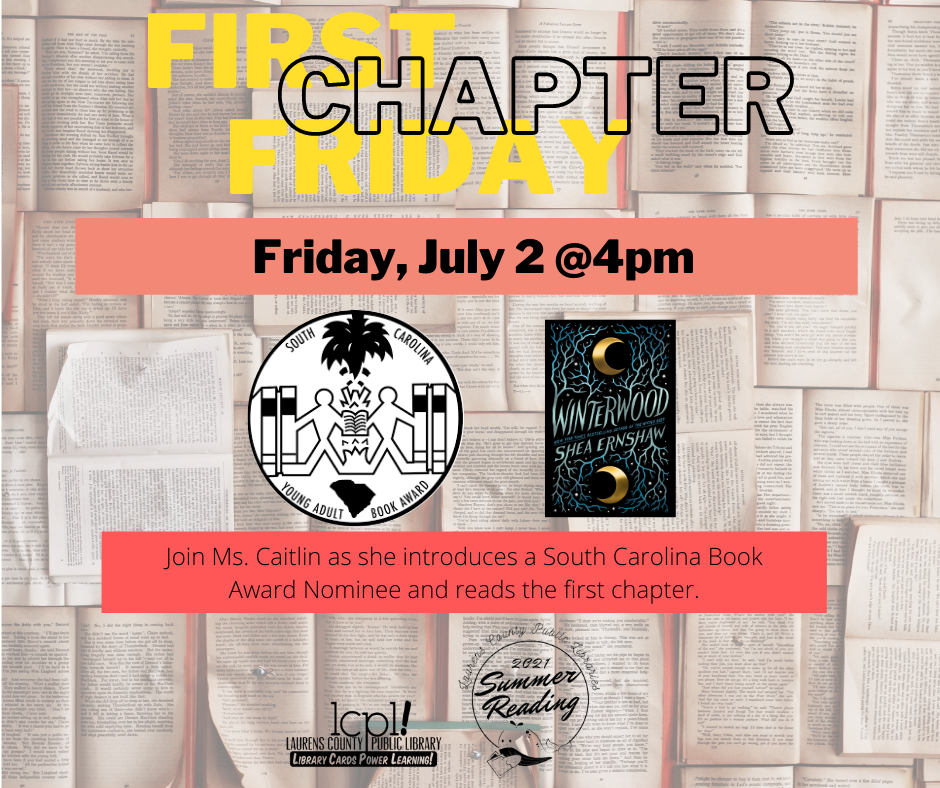 First Chapter Friday: Winterwood