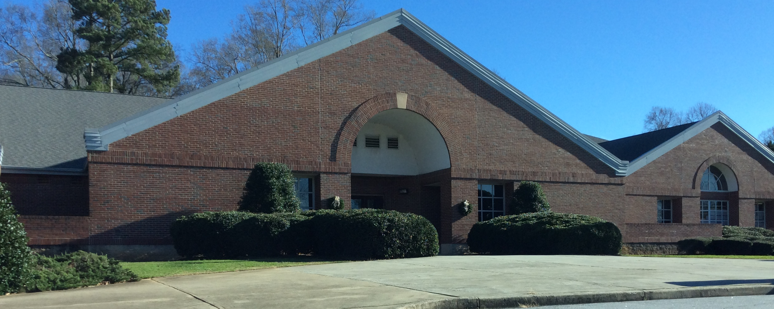 Laruens County Library