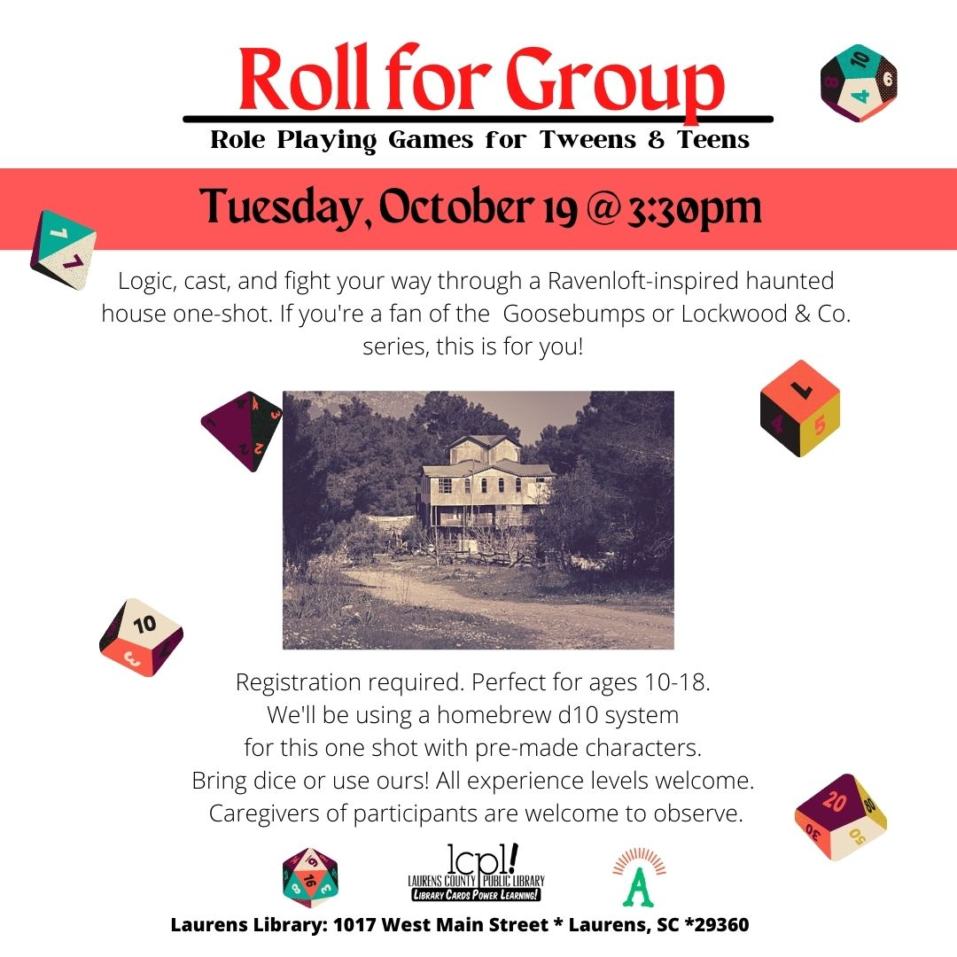 Roll for Group